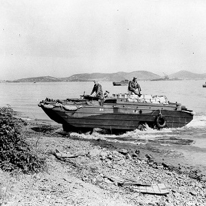 The colourful history of the DUKW - from WW2 to now
